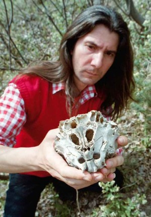 Ето я и снимката на извънземно от българия (череп)