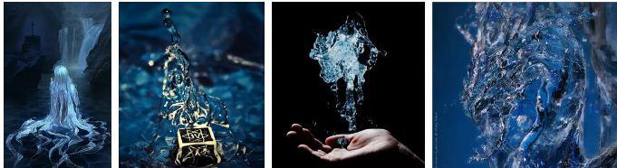 любовна магия с вода
