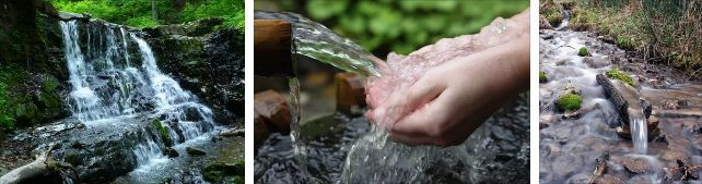 жива вода мъртва вода сребърна вода
