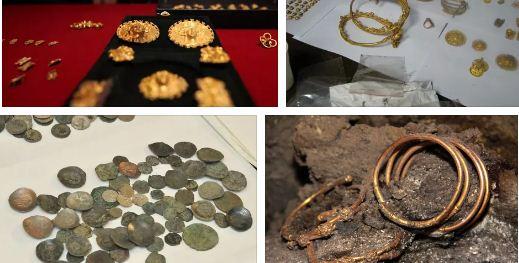 най-търсените български съкровища