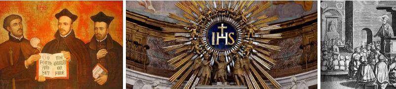 игнатий лойола орден на йезуитите