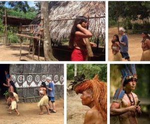 индианци амазония