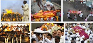 индия традиции погребения обичаи