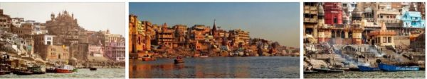 варанаси индия свещен град