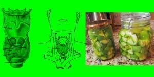 зелени орехчета за щитовидна жлеза импулсна терапия