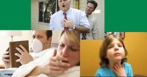 психогенна кашлица от нерви
