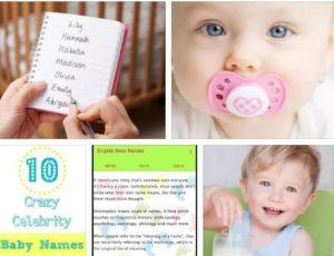 как да изберем име на бебе