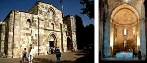 пътят към Голгота църквата Света Анна