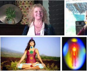 масаж на аурата енергийна медицина дона идън