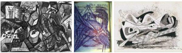 драсканици рисунки значение психология