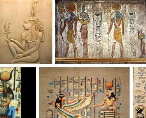 египетски богове животни