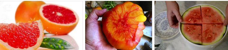 слънцезащита домат грейпфрут диня