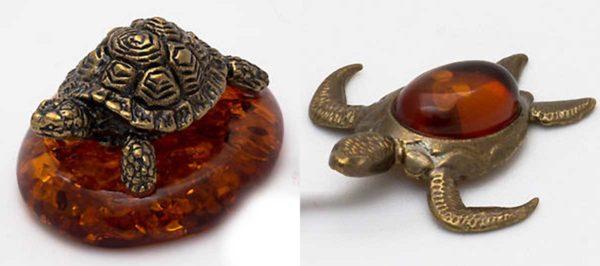 костенурка талисман