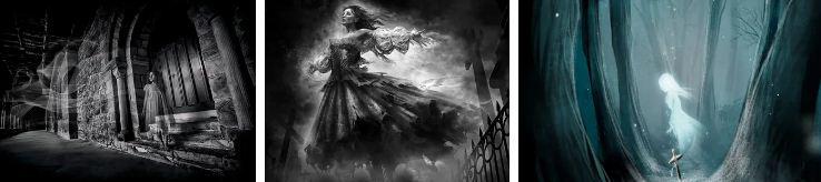 съновник призрак