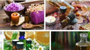ароматерапия етерични масла