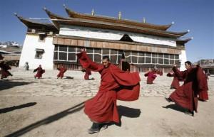 тибетски упражнения