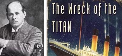 """Била ли е предсказана смъртта на """"Титаник"""""""