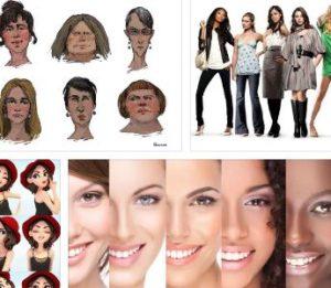 тест типове женски характер