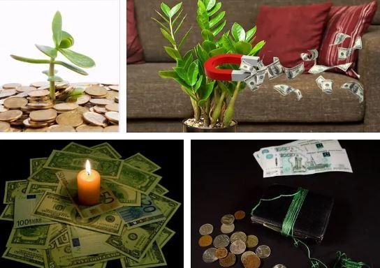 ритуали за късмет и пари