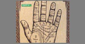 хиромантия гледане на ръка