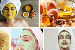 маски за лице от плодове