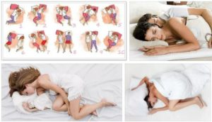 Позата, в която спим, издава здравословното състояние