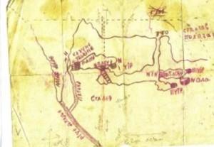 съкровището на вълчан войвода карта