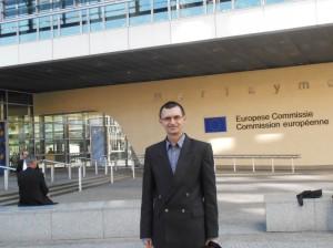 Али Шуган пред Еврокомисията