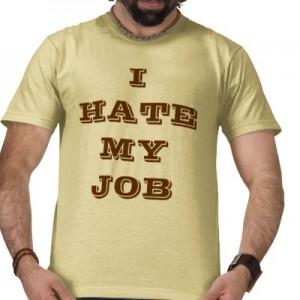 мразя работата си