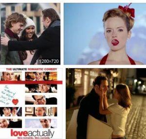 коледни романтични филми