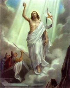 Възкресението – потъване нагоре