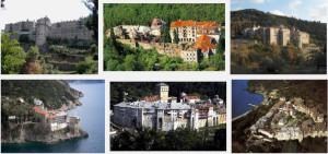зографски манастир на атон света гора икона гергьовден