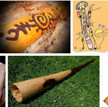Древен аборигенски инструмент диджериду дарява релакс и спокойствие