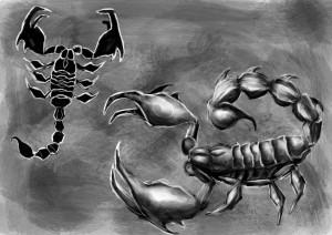 Скорпион: Пазителят на прага