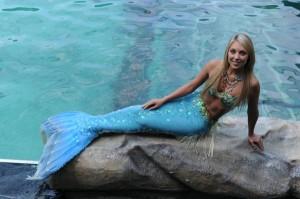 Русалките – красавици в костюми на риби