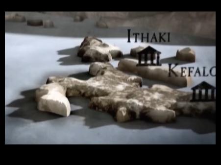Истината къде днес се намира Итака на Одисей