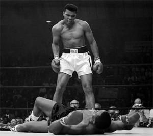 Боксов мач - Мохамед Али срещу Сони Листън