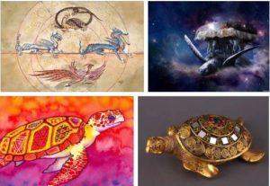костенурката символизира