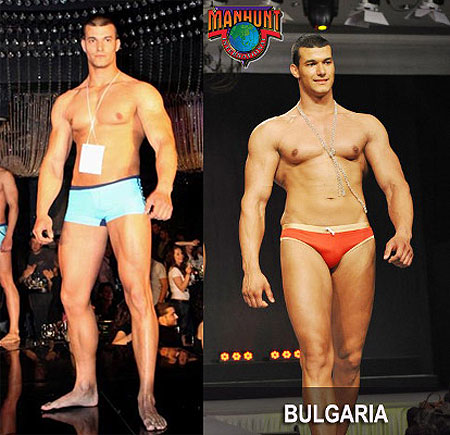Най-красивото мъжко тяло в света принадлежи на българина Богомил Брезин