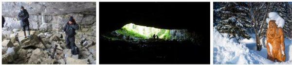 йети пещера азаская русия