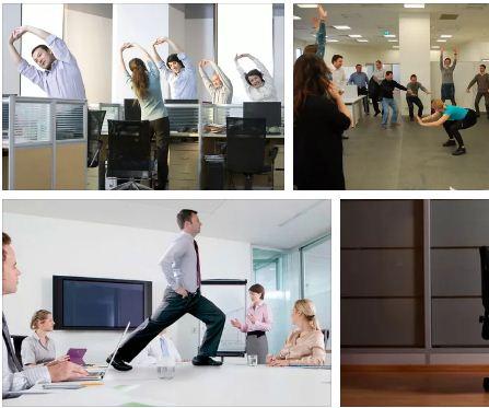 Полезна гимнастика със стол за красиви задни форми (ВИДЕО)