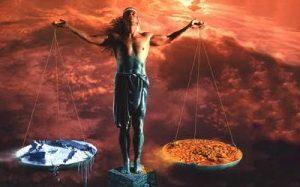 Какво означава Луната във Везни?