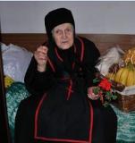 Майка Екатерина благославя света