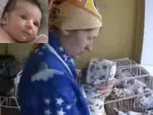 Вижте чудо на чудесата! Жена роди 10 напълно доносени деца!
