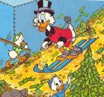 Чичо Скрудж - най-известният милионер
