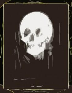 vanity-haunted-skull