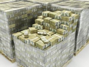 милиарди долари преведни на грешната сметка