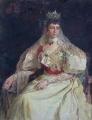 На 17 януари е родена  Мария–Луиза де Бурбон – първата българска княгиня след робството