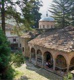 Църквата на Троянски манастир