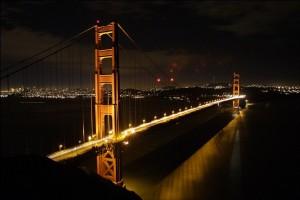 Мостът в Сан Франциско